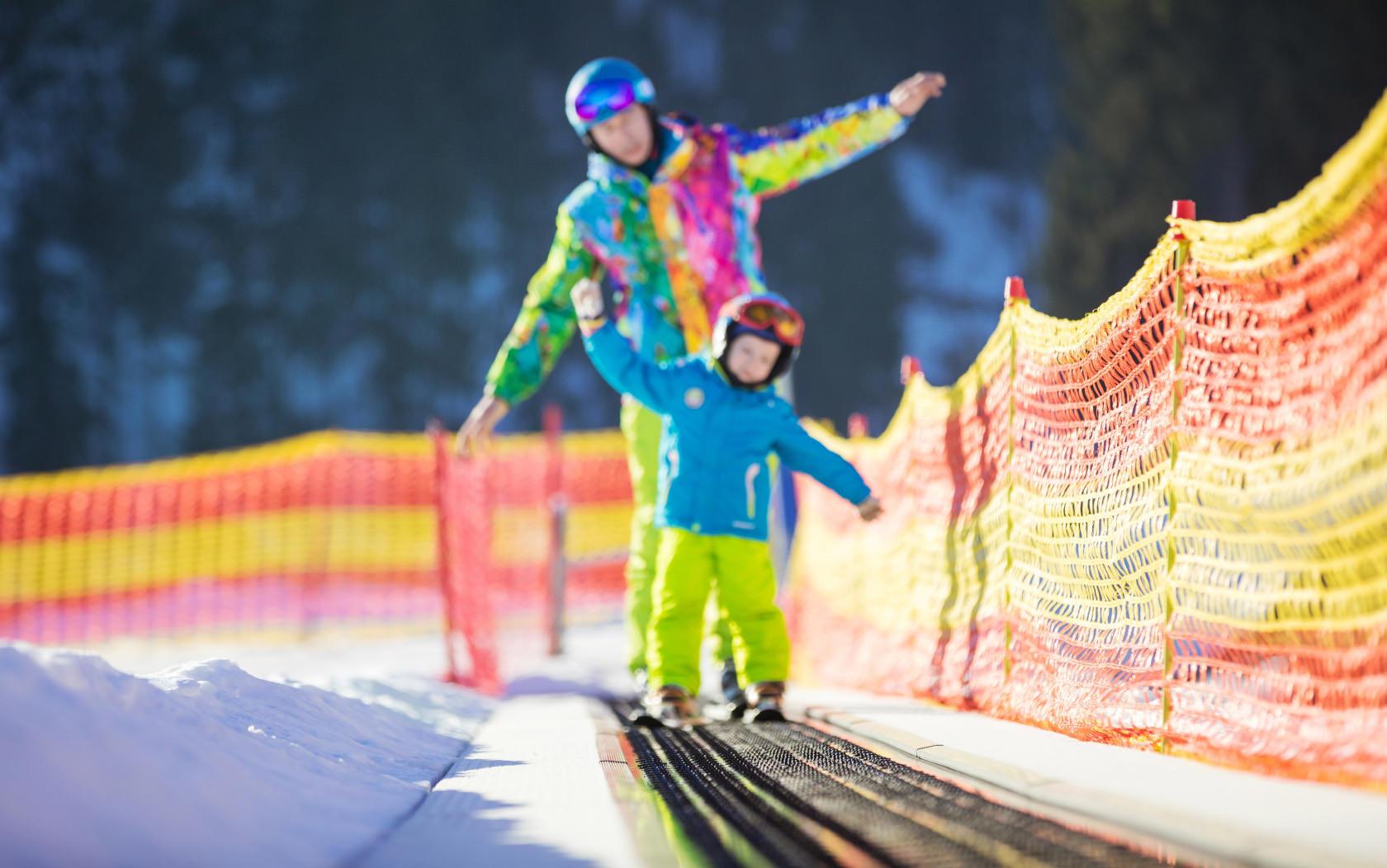 fotka Individuální výuka<br> lyžování a snowboardingu